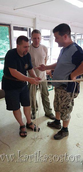 2018 Ostorkészítő tábor 10