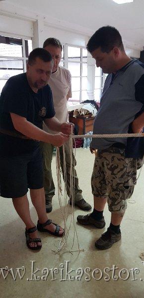 2018 Ostorkészítő tábor 37