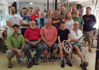 2018 Ostorkészítő tábor 92